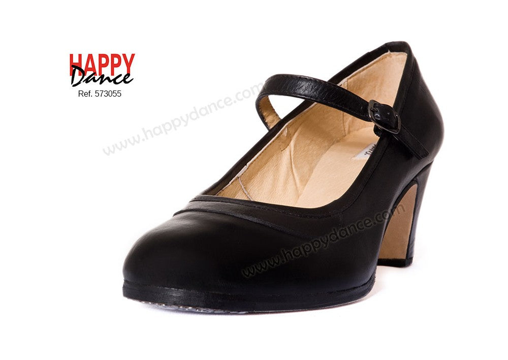 ZAPATO DE FLAMENCO PROFESIONAL 573054/573055 de Happy Dance