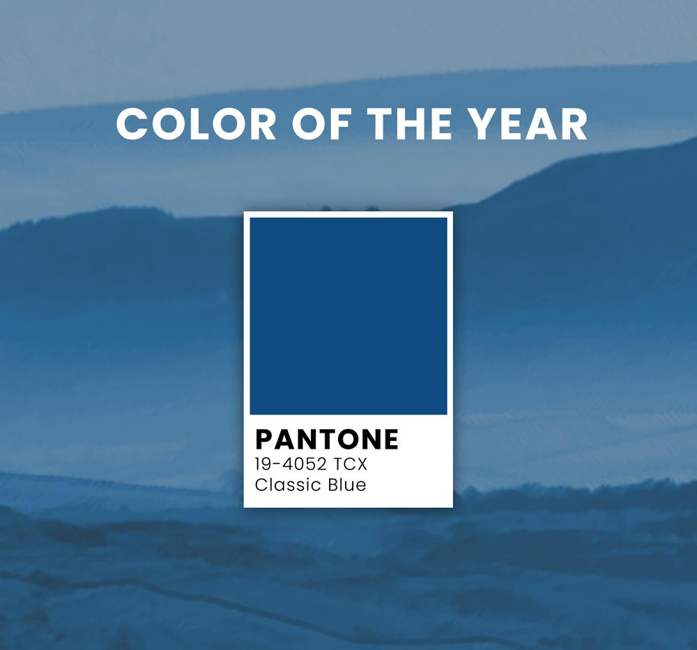 Discover the Pantone color of the year 2020!