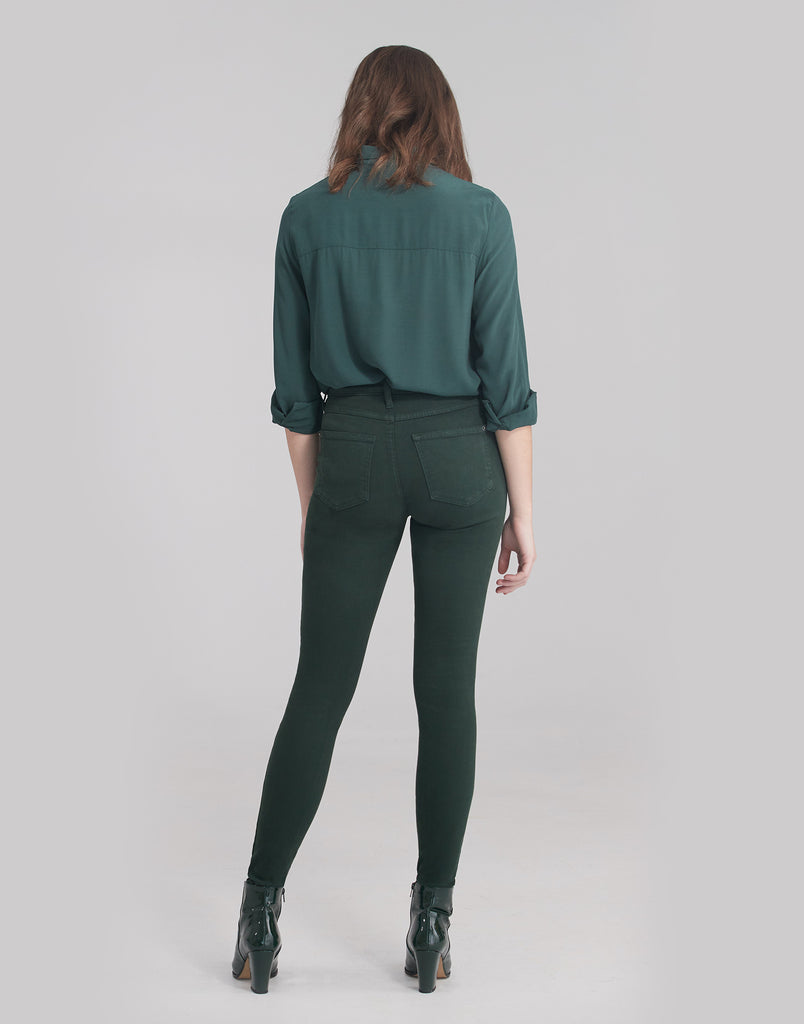 RACHEL SKINNY JEANS / Tea Leaves