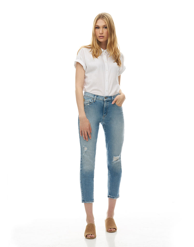 Coffe House Emily Slim Jeans Yoga Jeans