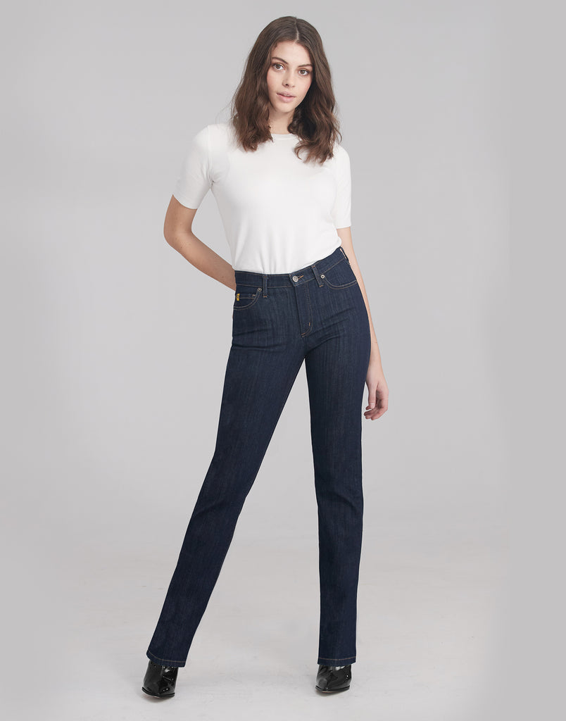 Dance Chloe Straight Jeans Yoga Jeans