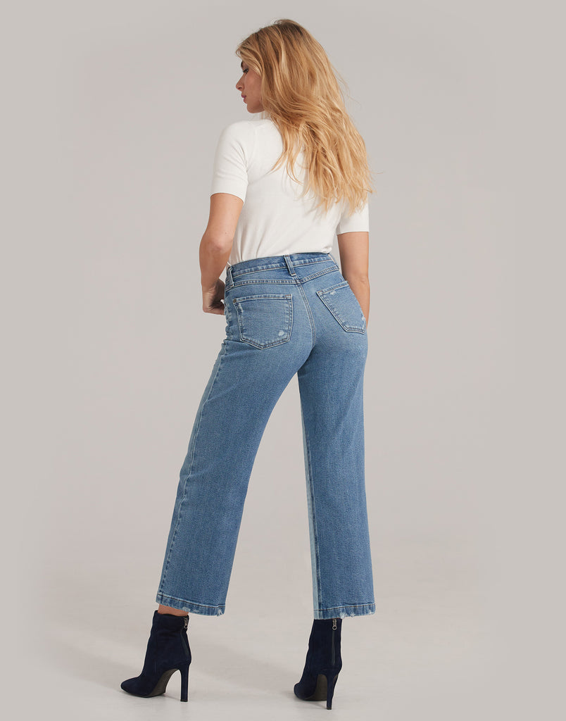 LILY WIDE LEG JEANS / Movement