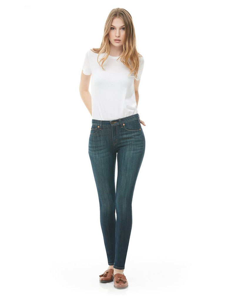 RACHEL SKINNY JEANS / CLASSIC-RISE / Italy