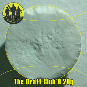 The Draft Club 6mm 0.20g Airsoft BBs