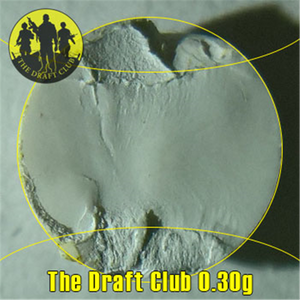 The Draft Club 6mm 0.30g Airsoft BBs