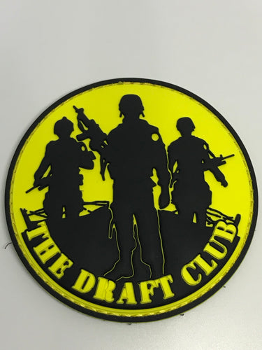The Draft Club Patches
