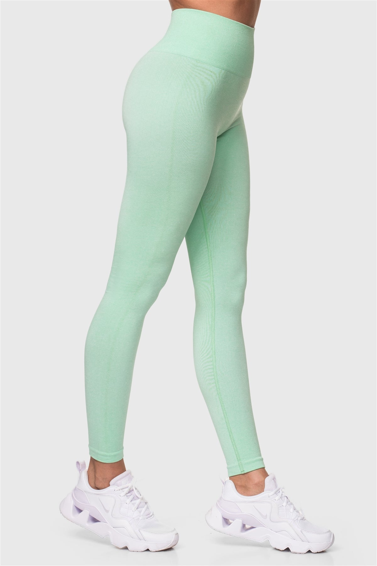Elle Mint Seamless Leggings