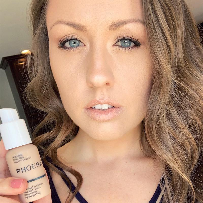 Flawless Matte Liquid Foundation - LimeTrifle