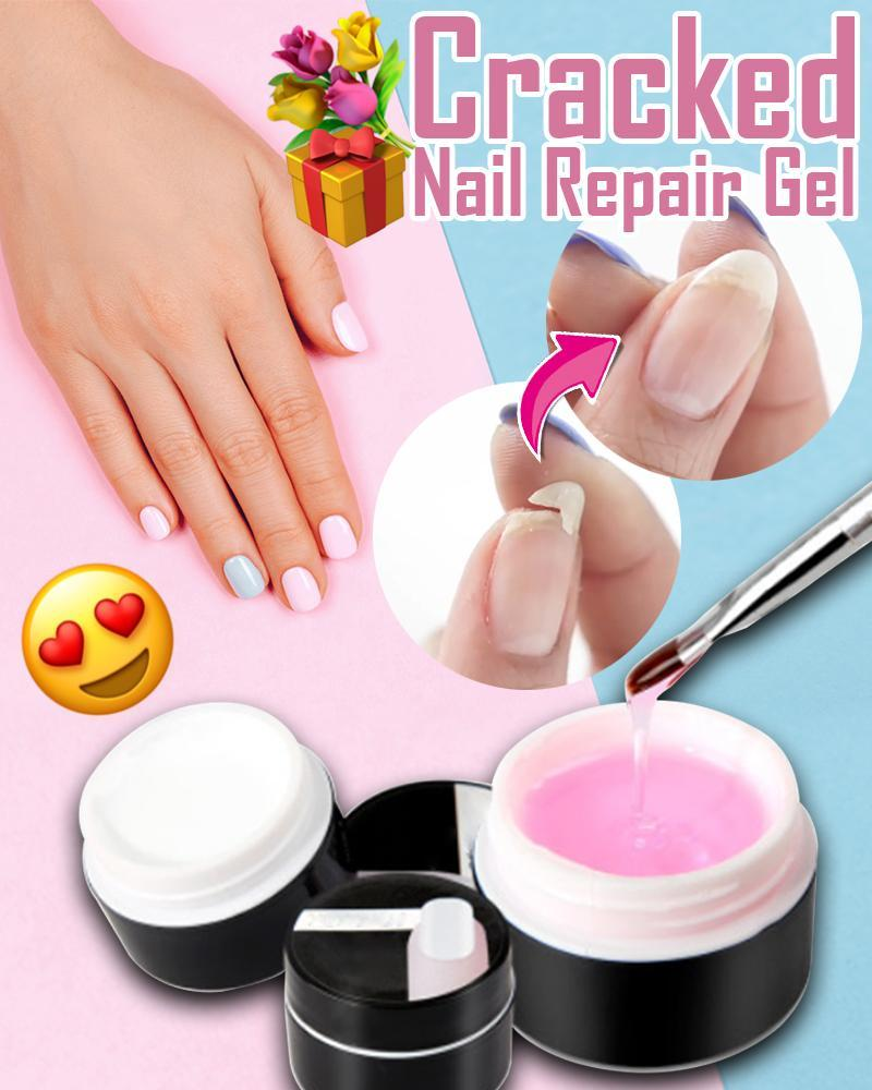 Cracked Nail Repair Gel - LimeTrifle