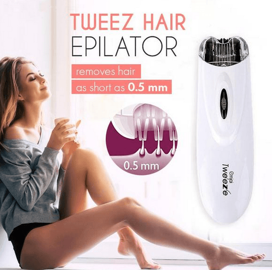 Tweez Hair Epilator - LimeTrifle