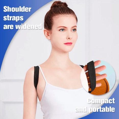 Invisible Posture Corrector - LimeTrifle
