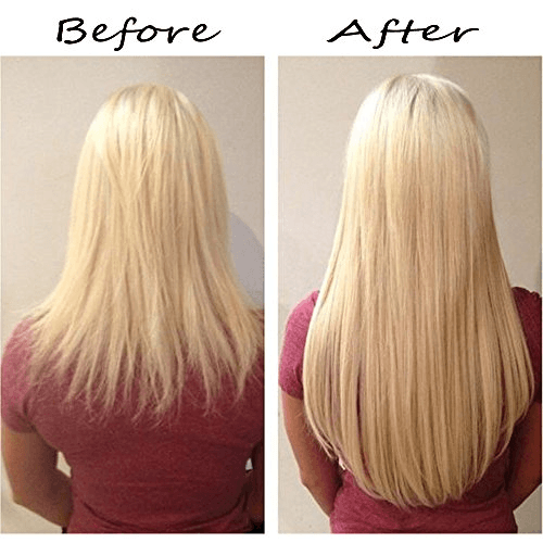 Invisible Halo Hair Extension - LimeTrifle