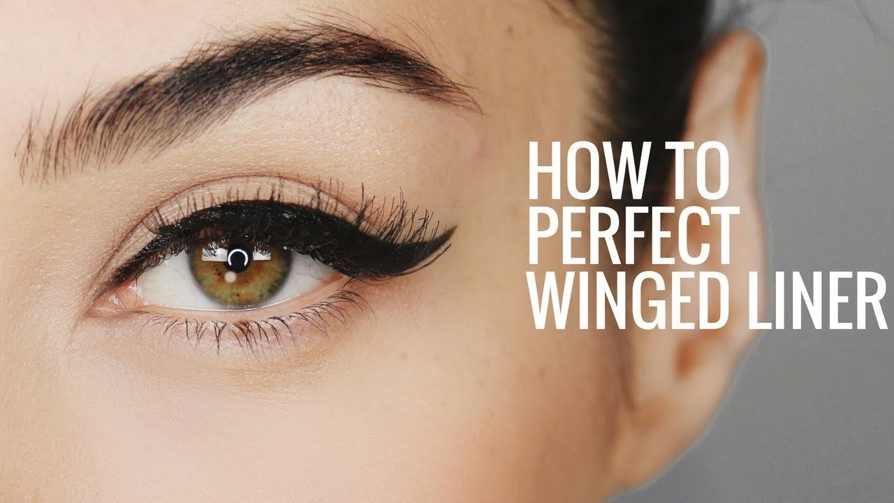Dual Ended Liquid Winged Eye Liner - LimeTrifle