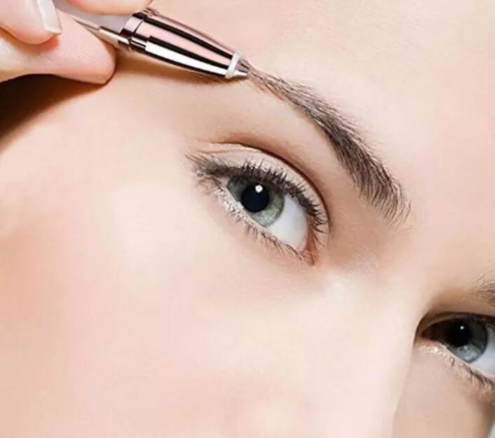 FLAWLESS Eyebrow Trimmer - LimeTrifle