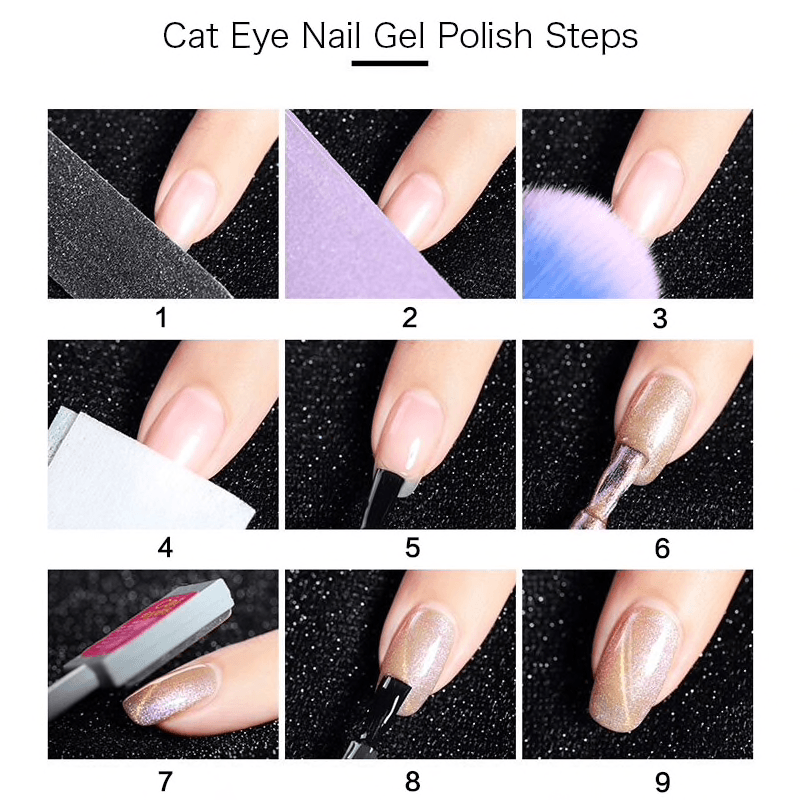 Magnetic Cat-Eye Nail Polish - LimeTrifle
