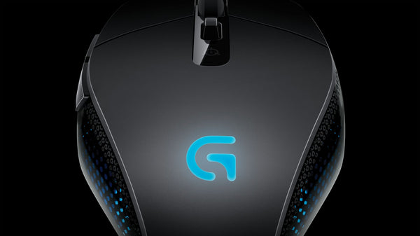Logitech Gaming Mouse G302 Daedalus Prime