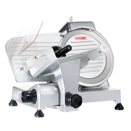 "220ES - 8.6"" Blade / .25HP Professional Semi Automatic Meat Slicer-Specialty Food Prep-Gourmet-Consiglio's Kitchenware-USA"