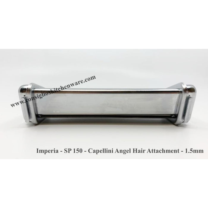 Imperia - SP 150 - Capellini Angel Hair Attachment - 1.5mm Back USA
