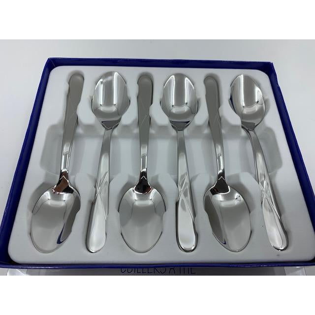 Catering Line couture 12 pc Tea Spoons 6900/30
