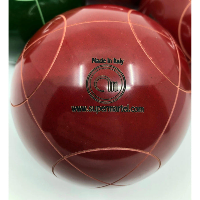 Super Martel 107MM Professional Bocce Ball USA