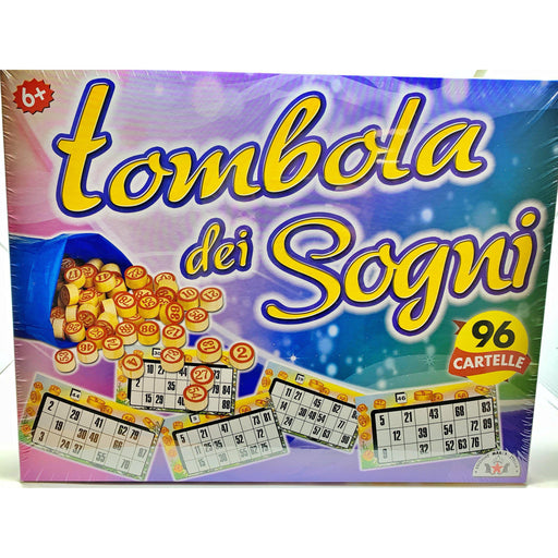 Tombola dei Sogni - 96 Cards