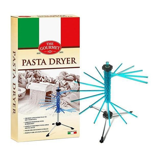 Blue Pasta Drying Rack-Specialty Food Prep-Gourmet Pasta Machines-Consiglio's Kitchenware-USA