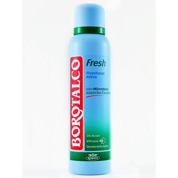 Borotalco - Fresh Deorodrant Spray (150mL)-Bath & Body-us-consiglios-kitchenware.com-Consiglio's Kitchenware-USA