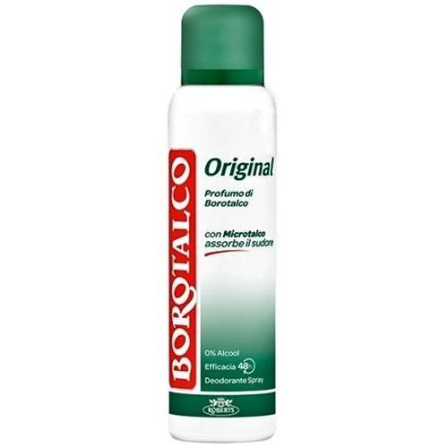Borotalco - Original Deorodrant Spray (150mL)-Bath & Body-us-consiglios-kitchenware.com-Consiglio's Kitchenware-USA