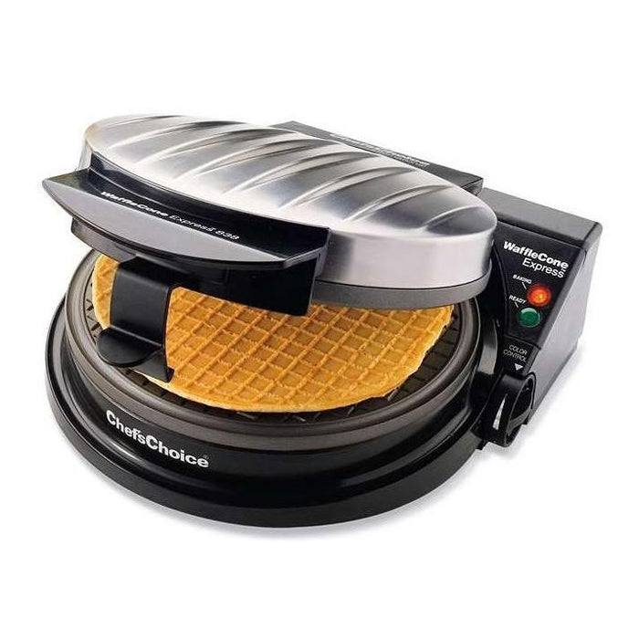 Chef's Choice Waffle Cone Express 838-Specialty Food Prep-us-consiglios-kitchenware.com-Consiglio's Kitchenware-USA