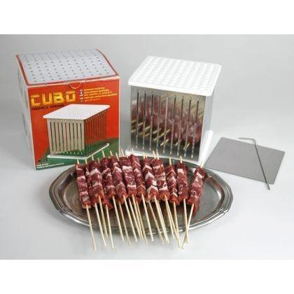 Cubo Italian Spiedini / Arrosticini Maker (Makes100)-Specialty Food Prep-Consiglio's-Consiglio's Kitchenware-USA