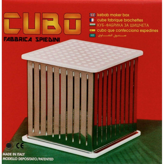 CUBO Arrosticini Maker USA