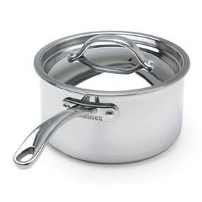 Cuisinox Super Elite Covered Sauce Pan / 18 CM / 2.8 L / Stainless Steel-Cookware-Cuisinox-Consiglio's Kitchenware-USA