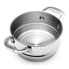 Cuisinox Super Elite Double Boiler Insert / 20 CM / 2.8 L (For Sauces)-Cookware-Cuisinox-Consiglio's Kitchenware-USA