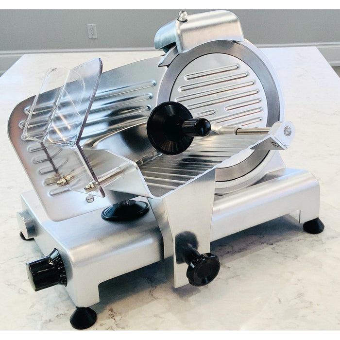 "250ES - 10"" Blade / .25HP Professional Semi Automatic Meat Slicer USA"