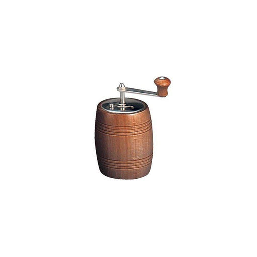 Eppicotispai Barrel Pepper Mill (Dark Brown)-Kitchenware-Eppicotispai-Consiglio's Kitchenware-USA