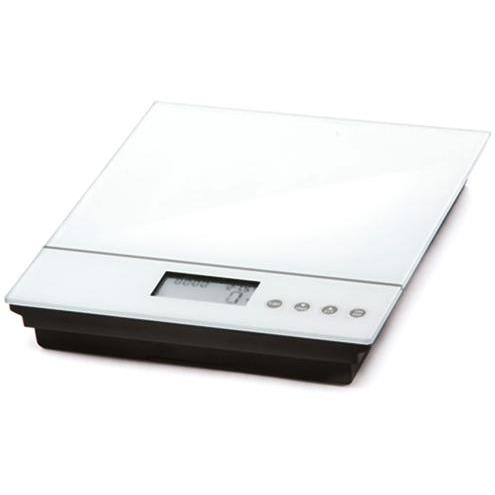 Giannini - 5kg Electronic Scale (White)-Bakeware,Kitchenware-Giannini-Consiglio's Kitchenware-USA