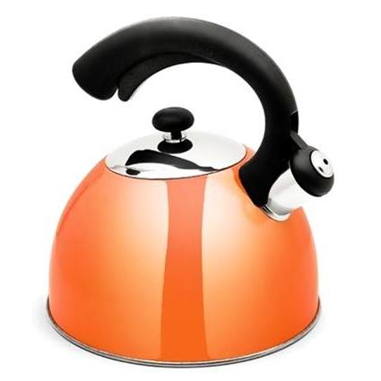 Giannini - Extra Gourmet 2.5L Kettle (Orange)-Kitchenware-Giannini-Consiglio's Kitchenware-USA
