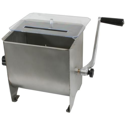 Gourmet 20lb. Stainless Steel Meat Mixer-Specialty Food Prep-Gourmet-Consiglio's Kitchenware-USA