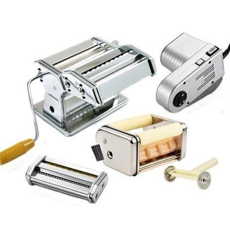 Gourmet Electric Multi Pasta Kit & Ravioli (SOLD OUT)-Kitchenware,Specialty Food Prep-Gourmet Pasta Machines-Consiglio's Kitchenware-USA