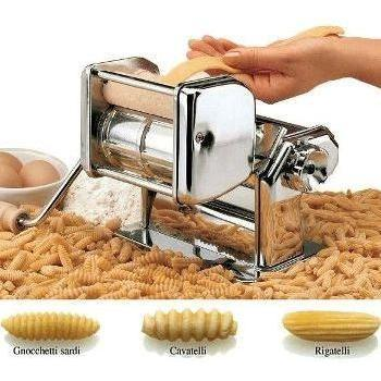 Imperia Cavatelli & Gnocchi Maker (Includes Italian made Gnocchi attachment!)-Specialty Food Prep-Imperia-Consiglio's Kitchenware-USA