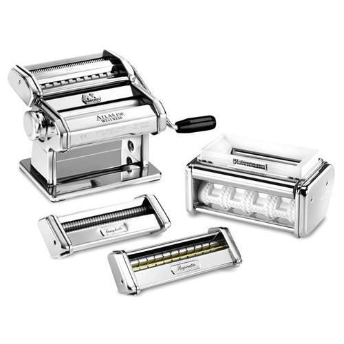 Marcato Atlas 150 Multipasta Wellness Pasta & Ravioli Maker Set-Kitchenware,Specialty Food Prep-Marcato-Consiglio's Kitchenware-USA