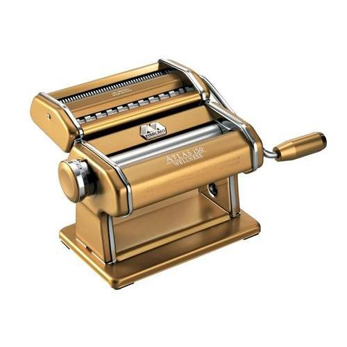MARCATO ATLAS GOLD 150mm Wellness PASTA MAKER-Specialty Food Prep-Marcato-Consiglio's Kitchenware-USA
