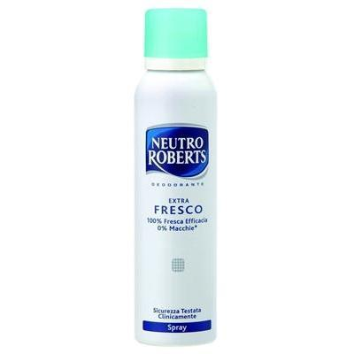 Neutro Roberts Extra Fresh Deodorant Spray-Bath & Body-us-consiglios-kitchenware.com-Consiglio's Kitchenware-USA