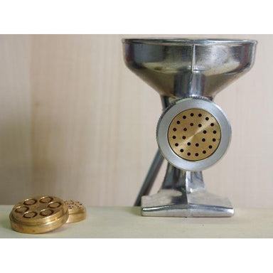 Extruder Premium Pasta Extruder with 5 Brass Dies Made in Italy