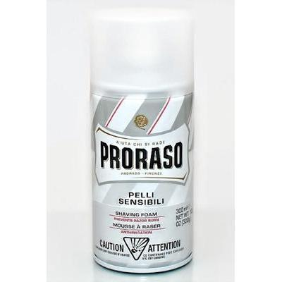 Proraso Shaving Cream 300ml Spray Can (For Sensitive Skin w/ Tea and Oat Extract)-Bath & Body-us-consiglios-kitchenware.com-Consiglio's Kitchenware-USA