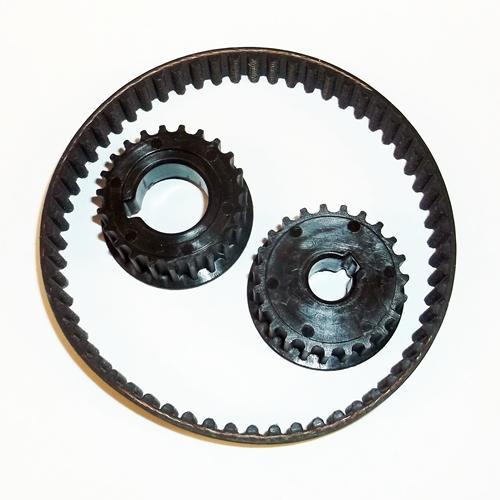 Replacement Belt & Gears for Imperia Rm220 Electric Pasta Maker (KRMN-A23)-Specialty Food Prep-Imperia-Consiglio's Kitchenware-USA