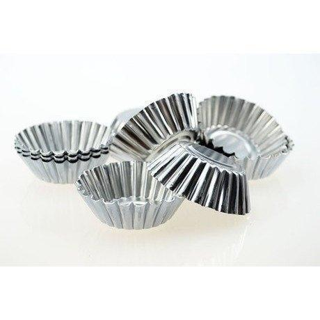 Tart Boconotti Molds 12 Pack-Bakeware-Catering Line-Consiglio's Kitchenware-USA
