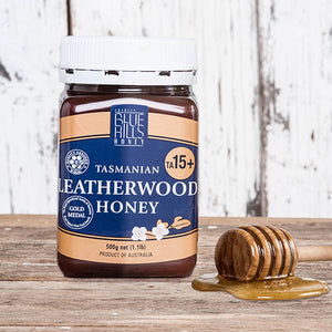 Active Leatherwood Honey - TA15+ and TA10+