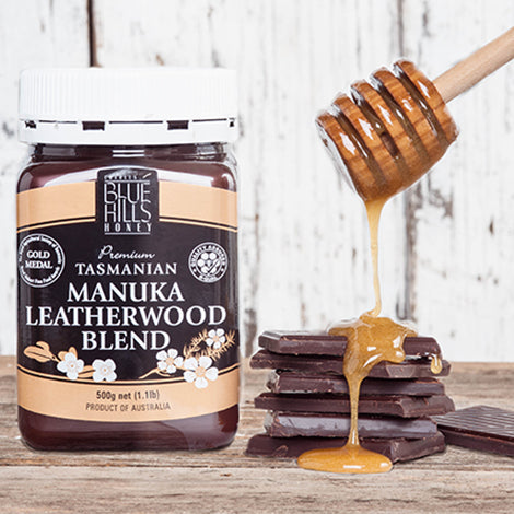 Manuka Leatherwood Blend Honey
