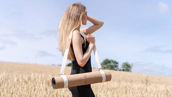 8 Top Benefits of a Cork Yoga Mat